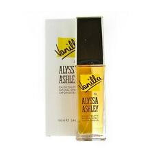 Vanilla by Alyssa Ashley 3.4 oz EDT Perfume for Women New In Box