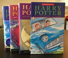 NEW Harry Potter It's Magic Trilogy Box Set - 3 Hardback w Sleeve Rare Collector