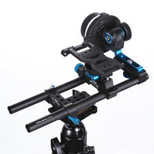 Fotga DP500 II S 15mm Rod Rail Baseplate + DP3000 Follow Focus Film Movie System
