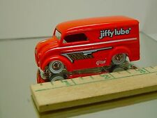 100% HOT WHEELS JIFFY LUBE DIVCO DAIRY DELIVERY RUBBER TIRE LIMITED EDITION!