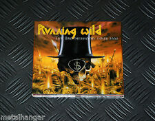 Running Wild 'The Brotherhood Tour & Death Or Glory Tour' DBL Digi-CD V.Rare NM