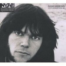 "NEIL YOUNG ""SUGAR MOUNTAIN - LIVE AT..."" CD+DVD NEU"
