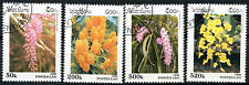 Laos 1996 SG#1520-3 Orchids Cto Used Set #A84837
