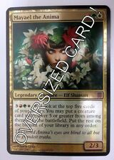 1x Mayael the Anima - Commanders Arsenal - OVERSIZED engl. NM