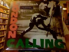 The Clash London Calling 2xLP sealed 180 gm vinyl reissue RE