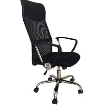 PU Leather Office Desk Chair Executive Manager Furniture Armrest Big Tall Ser