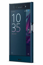 Official Sony SCTF10 Forest Blue Touch Style Cover - Xperia™ XZ