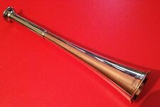 Henry Keats Plain Copper & Nickel Beaufort style hunting horn