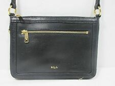 Lauren by Ralph Lauren Black Thurlow Small  Cross Body Bag