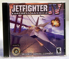 JetFighter IV: Fortress America (PC, 2000) Intense Aerial Combat!