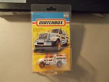 2012 MATCHBOX 60TH ANNIVERSARY INTERNATIONAL WORKSTAR BRUSH FIRE TRUCK MAIL-IN