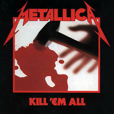 Metallica - Kill 'Em All - NEW SEALED 180g LP re-mastered Birth of Thrash!