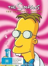 The SIMPSONS: The COMPLETE Season 16 DVD TV SERIES BRAND NEW 4-DISCS BOX SET R4