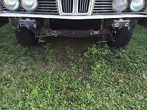 BMW 630, 633, 635, M6, E24 front passenger side grille