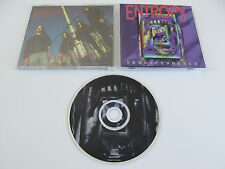 ENTROPY Transcendence CD 1995 VERY RARE OOP THRASH ORIGINAL 1st PRESS INAZONE!!!