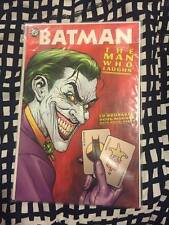 BATMAN THE MAN WHO LAUGHS ONE-SHOT DC 2005 1st PRINT UNREAD NEAR MINT!!