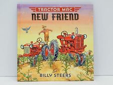 Tractor Mac New Friend Book by Billy Steers