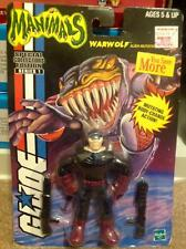 Manimals Special Collectors Edition Series 1 2000 WarWolf GI Joe MOC Rare Find