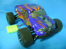 HIGH SPEED TRUCK RC RADIOcomandata AUTO BG FOOT X RICAMBI!