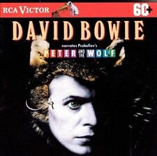 David Bowie Narrates Prokofiev's Peter and the Wolf by David...