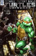 TEENAGE MUTANT NINJA TURTLES Universe (2016) #6 New Bagged