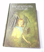 "Vintage  Nancy Drew ""The Secret in the Old Attic""  Vol.21 1970 Children's Book"