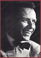 FRANK SINATRA 05 ATTORE ACTOR CINEMA MOVIE STAR CANTANTE SINGER Cartolina FOTOGR