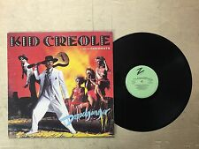 KID CREEOLE DOPPELGANGER LP 33 GIRI
