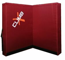Climb X Double X Crash Pad - Red - Rock Climbing / Bouldering Crash Pad