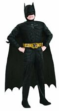 OpenBox Batman Dark Knight Rises Childs Deluxe Muscle Chest Batman Costume with