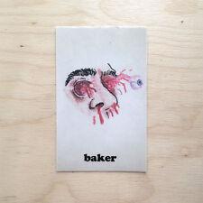 Baker skateboards Andrew Reynolds sticker decal bumper laptop monster eye SK8