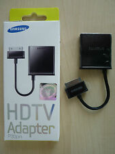 Samsung HDTV adaptador 30pin top F. galaxy note 10.1 TAB 10.1n 8.9 epl -3 phpbegstd
