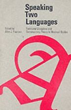 Speaking Two Languages: Traditional Disciplines and Contemporary Theory in Medie