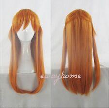 60cm Neon Genesis Evangelion Soryu Asuka Langley Anime Cosplay Wig