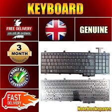 Brand New Dell Inspiron 1747 1750 TW6MF 0TW6MF Matte Black UK Laptop Keyboard