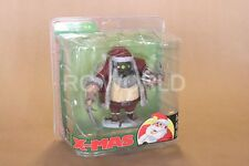 MCFARLANE TWISTED XMAS SANTA CLAUS  *SEALED*  #N4-J2-D5-OF2