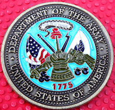 Department of the ARMY United States PRIVATE FIRST CLASS Military Challenge Coin
