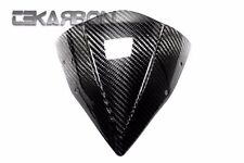 2011 - 2012 Kawasaki Z750R Carbon Fiber Windscreen - 2x2 twill weaves