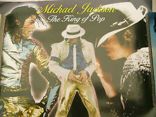 MICHAEL JACKSON POSTER THE KING OF POP