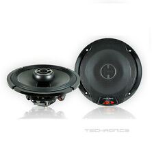 "ALPINE SPR-60 +2YR WRNTY 6.5"" 600W FULL RANGE CAR AUDIO STEREO TYPE R SPEAKERS"