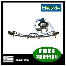 Hellwig 61912 Silent Ride-Better Fit-2500lb Helper Springs[Pair]Chevy/GMC Pickup