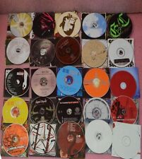 Huge 25 CD Lot_ Linkin Park_Green Day_Good Charlotte_Iron Maiden._And Much More.