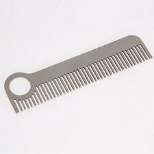 Pure Ti Titanium Comb Tactical Pocket Practical Tool Matte Minimalist Gifts
