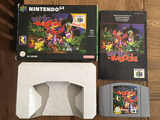 Banjo Kazooie - Nintendo 64 - N64   - ENG PAL - Good Condition - CIB