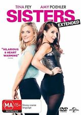 Sisters (Dvd, 2016) Comedy Amy Poehler, Tina Fey Movie - FREE POSTAGE