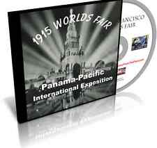 "Ultimate Collection 1915 Worlds Fair ""Panama-Pacific International Exposition"""
