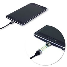 "New Magnetic ""No Touch"" Cable Barnes & Noble NooK COLOR Battery Charger Cord USB"