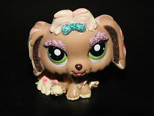 Littlest Pet Shop 2155 - Sparkle Shimmer N Shine Llaso Apso Dog Puppy