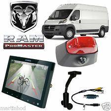"2014-2016 Ram ProMaster OEM Rear View Camera & 7"" LCD Monitor Combo Kit"