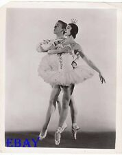 Margot Fonteyn Robert Helpmann VINTAGE Photo Sleeping Beauty